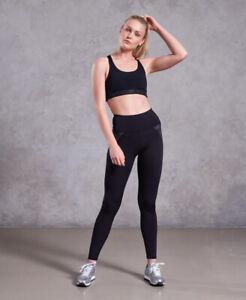 Superdry Damen Performance Leggings