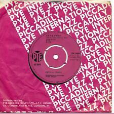 "Petula Clark Ya Ya Twist / Si C'Est Oui C'Est Oui UK 45 7"" single"