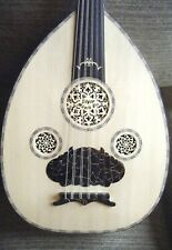 More details for turkish arabic oud musical instrument-with bag -excellent condition