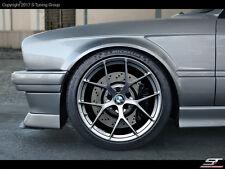 BMW E30 Satz Kotflügel links + rechts - GFK