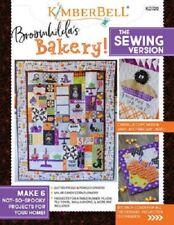 Kimberbell KD720 Broomhilda's Bakery - Sewing Version