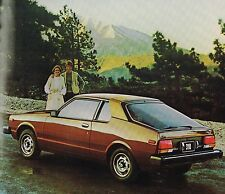 1981 DATSUN by Nissan 310 Brochure / Catalog / Pamphlet: DeLuxe, Sedan,Coupe,GX