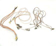 13 Piezas Pasternack RF Microondas Cable Set SMA Macho Amphenol BNC Ssmc