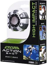 Action Shot Camera Cases Impact Protective Case - Waterproof Video Viewer White