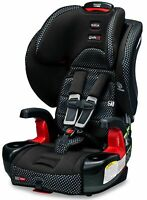 Britax Frontier Clicktight Combination Harness-2-Booster Car Seat Cool Flow Grey