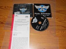 ATZE SCHRÖDER - MAN GEWÖHNT SICH AN ALLES / MAXI-CD 2001 MINT! & INFO-FACTS