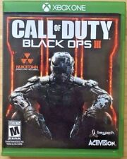 Call of Duty: Black Ops III 3 (Microsoft Xbox One, 2015) GUARANTEED - BO3