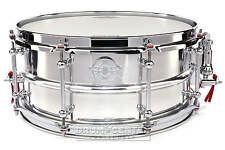 Dunnett Classic 2N Modeling Aluminum Snare Drum 14x6.5 - Video Demo