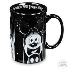 Disney Parks Twilight Zone Tower Of Terror Trio Coffee Cup Mug Hollywood Hotel