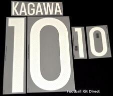 Japan Kagawa 10 2016 Football Shirt Name/number Set Home Sporting ID Player size