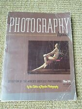 1951 Edition- PHOTOGRAPHY ANNUAL Magazine By Editors of Popular Photography