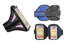 Gym Sports Running Armband Case Cover for Samsung Galaxy Note II 2 N7100 III 3