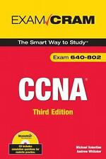 Exam Cram: CCNA : Exam 640-802 by Andrew J. Whitaker and Michael Valentine (2007