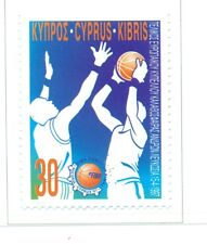 SPORT - BASKETBALL CYPRUS 1997 European Cup Final