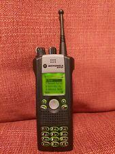Motorola MTP750 TETRA digital radio 800Mhz with short antenna