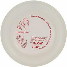 NG - Hyperflite Jawz Pup- Hundefrisbee für Discdogging GLOW: leuchtet im Dunkeln