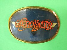 Aerosmith Vintage Pacifica MFG 1976 Belt Buckle