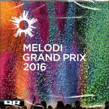 CD Dansk Melodi Grand prix 2016 vorentscheid Eurovision Danemark Denmark