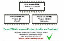 Oberheim se-MX-versione 2.0 voiceboard + calibrazione firmware update obmx Set