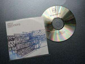 ZERO 7 & Sia -  Distractions        (3 MIX PROMO CD SINGLE)