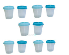 Tupperware 10x Wichtel Liliput Becher 50 ml Dose Kühlschrank Kräuter Behälter