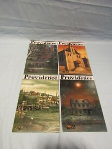 Alan Moore's Providence 1 2 3 4 5 6 8 9 10 12 (x2) Set Lot Moore Missing #7