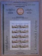 Numisblatt 4/2009 - 600 Jahre Universität Leipzig