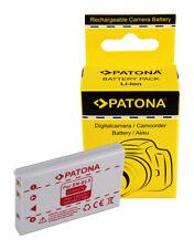 Batteria Patona compatibile 3,7V 1000mAh per Nikon Coolpix P5000,P510,P5100,P520