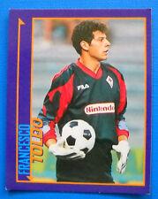 FIGURINA MERLIN CALCIO KICK OFF 98/99 - N.51 - TOLDO - FIORENTINA - new