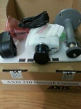 Axis 210 IP Security Surveillance Network Camera 0197-001-05 CCTV LENS 4mm F1.2