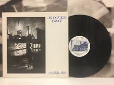 DISLOCATION DANCE - MIDNIGHT SHIFT LP EX/NM 1983 UK ROUGH TRADE ROUGH 63