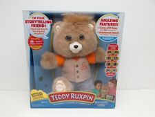 New Teddy Ruxpin Official Return of the Storytime and Magical Bear