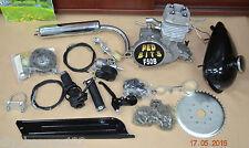 Ped Bits F50B - 2 Stroke Petrol Engine Motorised Motorized Bicycle Push Bike Kit