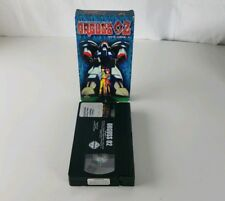 Super Dimension Century Orguss 02 Two Volume One 1 ANIME VHS - ENGLISH DUBBED