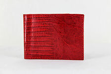 Red Lizard Wallet