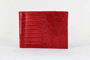 Red Lizard Wallet