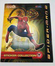 Spiderman 2 Album Set Figurines Marvel Newlinks Editore