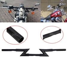 "Motorcycle Drag Z-Bar Handlebar 1"" For Honda Suzuki Yamaha Harley Chopper Bobber"