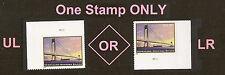 US 4872 Priority Mail Verrazano-Narrows Bridge $5.60 plate single MNH 2014