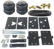 Air Tow Assist Load Level Kit For 14-20 Dodge Ram 2500 Bolt On Install No Drill