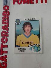 Figurine Calciatori  - N.345 Penzo Verona  Con Velina- Anno 1982-83 Panini