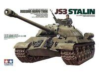 Tamiya 35211 WWII Soviet JS3 Stalin Tank 1/35 Scale Plastic Model Kit