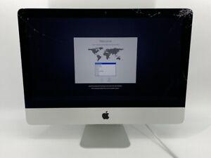 iMac Slim Unibody 21.5 2012 2.7GHz i5 8GB 1TB HDD - Cracked Screen/Functional!