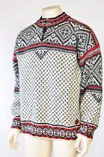 DALE OF NORWAY Sport Men's Jacket WINDSTOPPER Wool Jumper Sweater Pure Wool XL