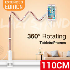 Universal Desktop Holder Bed Long Arm Lazy Stand Mount Mobile iPhone Galaxy