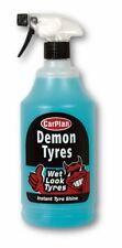 Carplan Demon Tyres Instant Wet Look Tire Shine Dressing Cleaner Polish 1L