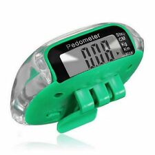 Sports  Bicycle Accessories Green Multi-function Calorie Counters LCD