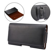 """6.7"""" Genuine Leather Clip Holster for Samsung Galaxy s20+/s20 Ultra, Belt Case"""