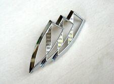 1969 Buick Wildcat LeSabre Electra NOS GM Front Header Shield Emblem 1969