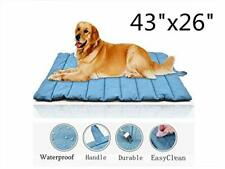 New listing Cheerhunting Outdoor Dog Bed 43�x26�, Waterproof, Washable,Large Size, Blue